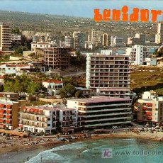 Postales - BENIDORM (ALICANTE) - CALA FINESTRAL - HNOS. GALIANA 1975 - 6111207