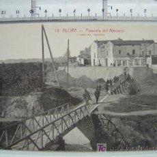Postales: ALCIRA (VALENCIA). Lote 21387635