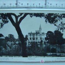 Cartes Postales: VILLAJOYOSA (ALICANTE). Lote 6366996