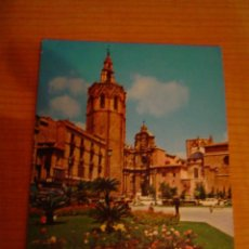 Postales: POSTAL VALENCIA PLAZA ZARAGOZA . MIGUELETE. Lote 17124493