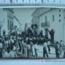 Postales: CHIVA - (VALENCIA) - FOTOGRAFICA. Lote 16901474
