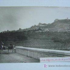 Postales: SEGORBE - (CASTELLON) - FOTOGRAFICA. Lote 14355637