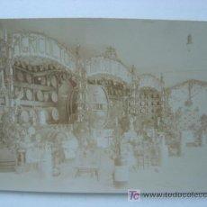 Postales: VALENCIA - EXPOSICION REGIONAL VALENCIANA AÑO 1909 - POSTAL FOTOGRAFICA. Lote 9920455