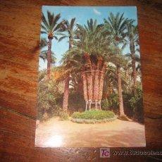Postales: ELCHE HUERTO DEL CURA PALMERA IMPERIAL . Lote 7479283