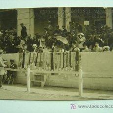 Postales: VALENCIA - EXPOSICION REGIONAL VALENCIANA AÑO 1909 - FOTOGRAFICA -CAMPEONATO CICLISTA. JURADO-Nº134. Lote 9910062