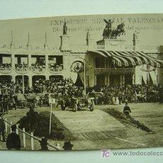 Postales: VALENCIA - EXPOSICION REGIONAL VALENCIANA AÑO 1909 -FOTOGRAFICA-GRAN GINKAMA PRUEBA MURO CHINO-Nº 78. Lote 9910025