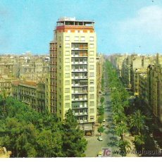 Postales: VALENCIA - AVENIDA DE JOSE ANTONIO SERIE 19 Nº107 **ZERKOWITZ *** CIRCULADA. Lote 7510121