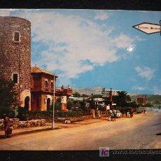 Postales: BENICASIM. TORREON BERNAB SIN CIRCULAR. Lote 7583890