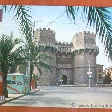 Postales: VALENCIA - TORRES DE SERRANOS. Lote 8529372