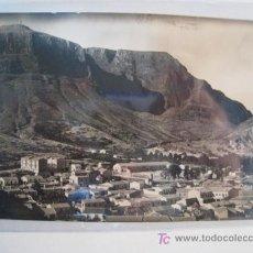 Postales: POSTAL ANTIGUA ORIHUELA: CRUZ DE LA MUELA Y ARRABAL. Lote 8587078