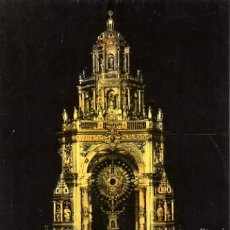 Postales: POSTAL DE VALENCIA - CATEDRAL. CUSTODIA MONUMENTAL. Lote 8772489
