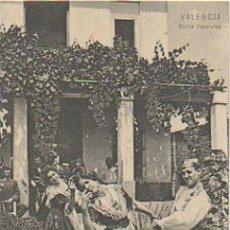 Postales: VALENCIA. BAILES POPULARES. (COL. E B P ). Lote 9025589
