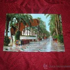 Postales: ALICANTE EXPLANADA DE ESPAÑA,COMERCIAL VIPA. Lote 9149764