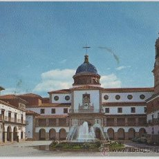 Postales: POSTAL DE NULES PLAZA MAYOR CASTELLON. Lote 9333976
