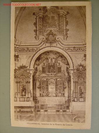 VILLARREAL (Postales - España - Comunidad Valenciana Antigua (hasta 1939))