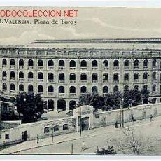 Cartes Postales: VALENCIA. PLAZA DE TOROS. Nº 98, GRAFOS, SIN CIRCULAR. Lote 5390767