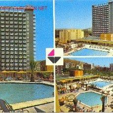 Postales: HOTEL PUEBLO BENIDORM. Lote 2004731