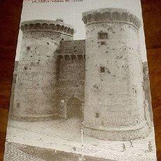 Postales: ANTIGUA POSTAL DE VALENCIA - TORRE DE CUARTE - ED. HAUSER Y MENET -NO CIRCULADA.. Lote 2564913