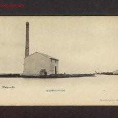 Postales: POSTAL DE VALENCIA: DESEMBOCADURA (FOTOTIP.LAURENT NUM.9). Lote 2691073