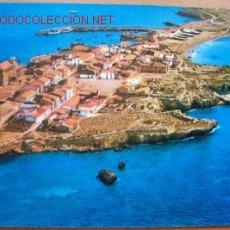 Postales: ISLA DE TABARCA (ALICANTE)- VISTA AÉREA. Lote 16618481