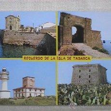 Postales: RECUERDO DE LA ISLA DE TABARCA.. Lote 15046026
