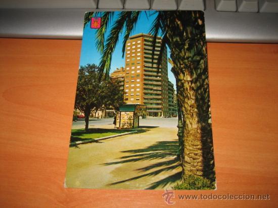 VALENCIA AVENIDA JACINTO BENAVENTE (Postales - España - Comunidad Valenciana Moderna (desde 1940))