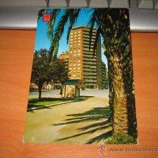 Postales: VALENCIA AVENIDA JACINTO BENAVENTE . Lote 10565650