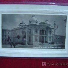 Postales - VALENCIA - EXPOSICION REGIONAL VALENCIANA 1909 - CASINO - POSTAL FOTOGRAFICA, MARGEN EN RELIEVE - 10827104