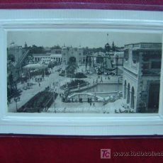 Postales - VALENCIA-EXPOSICION REGIONAL VALENCIANA 1909 - VISTA PARCIAL - POSTAL FOTOGRAFICA, MARGEN EN RELIEVE - 10827108