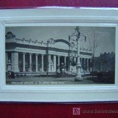 Postales - VALENCIA-EXPOSICION REGIONAL VALENCIANA 1909 - BELLAS ARTES- POSTAL FOTOGRAFICA, MARGEN EN RELIEVE - 10827111