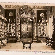Postales: ANTIGUA POSTAL 186 VALENCIA MUSEO NACIONAL DE CERAMICA SALA DE ARAGON ED CRIS - ADAM. Lote 11034554