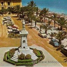 Postales: POSTAL A COLOR 804 VINAROZ MONUMENTO A COSTA Y BORRAS DIST F CASTELL ARASA. Lote 11239173