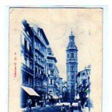 Postales: VALENCIA. TORRE DE SANTA CATARINA. COLECCION O Nº16. REVERSO SIN DIVIDIR. CIRCULADA. . Lote 26816427