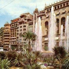Postales: VALENCIA - PLAZA DEL CAUDILLO - SUBIRATS CASANOVAS 1965. Lote 12051925