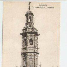 Postales: VALENCIA - TORRE SANTA CATARINA. Lote 12198893