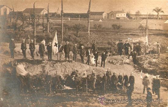 RECUERDO DE LA FUNCION CELEBRADA EN EL TEATRO PRINCIPAL DE ALICANTE EN LA NOCHE DEL 27 DE NOVIENMBRE (Postales - España - Comunidad Valenciana Antigua (hasta 1939))