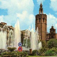 Postales: POSTAL VALENCIA.PLAZA DE LA REINA.. Lote 12503274