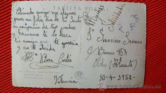 Postales: VALENCIA - Foto 2 - 12567038