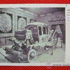 Cartes Postales: VALENCIA - REPOSTEROS Y CARROZA DE LAS NINFAS. Lote 12605181