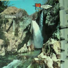 Postales: + CALLOSA DE ENSARRIA, SIN CIRCULAR, HACIA 1970 UNA ESQUINA ESTA ROTA. Lote 12797902