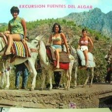 Postales: + CALLOSA DE ENSARRIA, SIN CIRCULAR, HACIA 1970. Lote 12798075