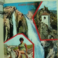 Postales: CALLOSA DE ENSARRIA, ALICANTE, SIN CIRCULAR. . Lote 12798162