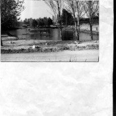 Postales: FOTOGRAFIA ORIGINAL ALFUFERA DE ANNA (PROVINCIA VALENCIA) (LO PONE AL DORSO) .... Lote 26725570