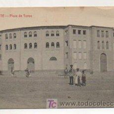 Postales: ALICANTE. PLAZA DE TOROS. (CASTAÑEIRA Y ALVAREZ). . Lote 13062361