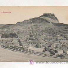 Postales: ALICANTE. ENSANCHE. (CASTAÑEIRA Y ALVAREZ). . Lote 13062502
