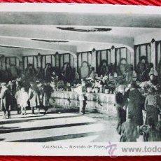 Cartoline: VALENCIA - MERCADO DE FLORES. Lote 13276467