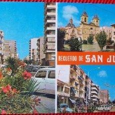 Postales: SAN JUAN - ALICANTE. Lote 13314024