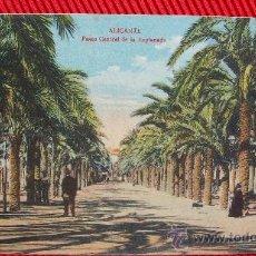 Postales: ALICANTE - SOBRE 1900. Lote 13443934