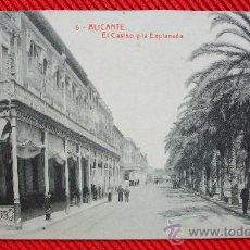 Postales: ALICANTE - EL CASINO. Lote 194876528
