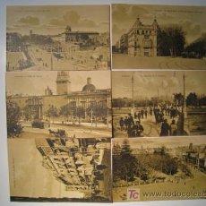 Postales: VALENCIA - EDICION DURA PEREZ - LOTE 6 POSTALES ORIGINALES. Lote 13512588